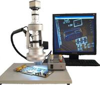 三维立体旋转显微镜